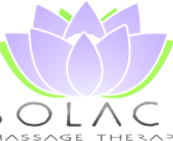 solace massage therapy logo
